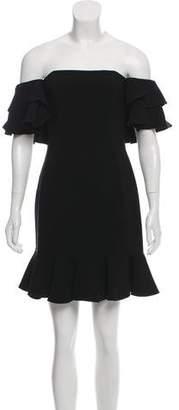 Rachel Zoe Tracy Off-The-Shoulder Dress w/ Tags