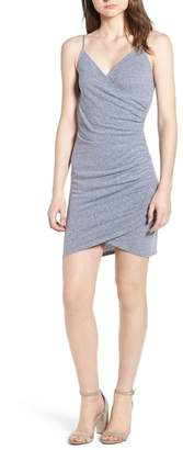 Soprano Ruched Sheath Dress