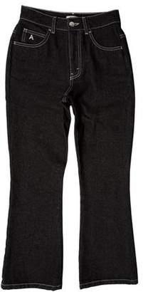 ATTICO Mid-Rise Jeans