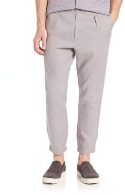 Vince Urban Slim-Fit Jogger Chino Pants
