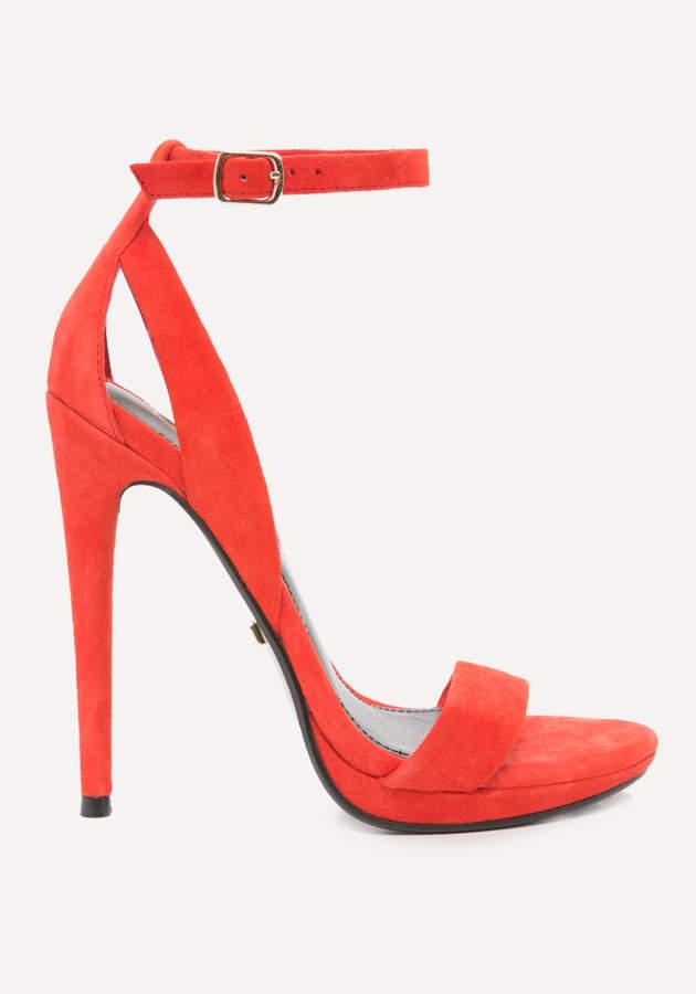Selina Faux Suede Sandals