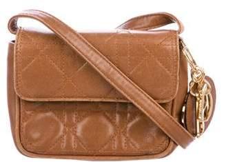 Christian Dior Cannage Lady Crossbody Bag