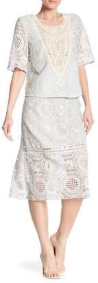 Paul & Joe Sister Flavia Knit Skirt
