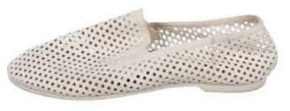 Stella McCartney Vegan Suede Loafers
