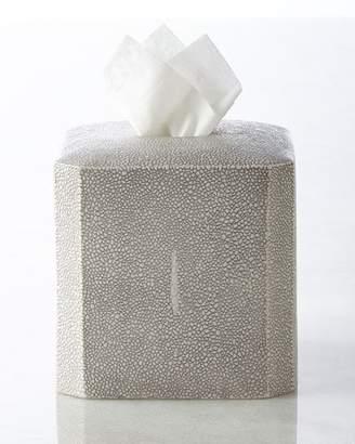 "Kassatex Shagreen"" Tissue Box Cover"