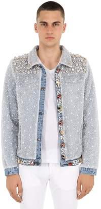 Swarovski By Jpg Embellished Jacket