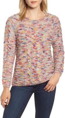 Rebecca Minkoff Juna Cable Knit Sweater
