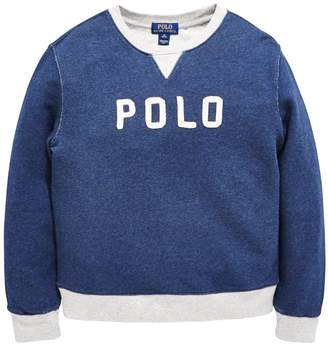 Ralph Lauren Graphic Sweat Top