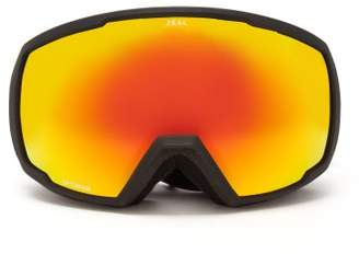 Zeal Optics Nomad Gradient Lens Ski Goggles - Mens - Black Multi