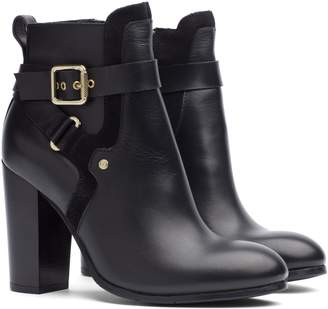 Tommy Hilfiger Crisscross Ankle Strap Boot