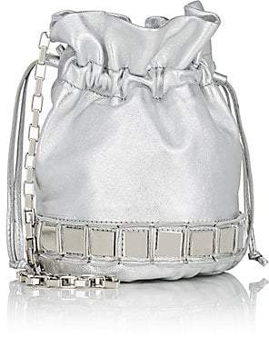 Ananas Tomasini Women's Bucket Bag - Silver