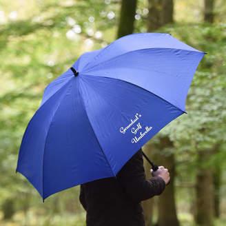 Andrea Fays Personalised 'Grandad's' Golf Umbrella