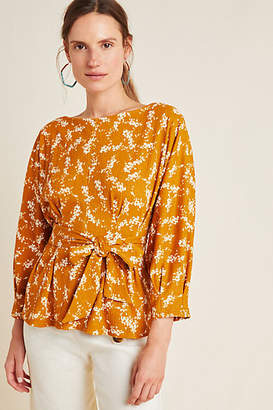 Anthropologie Amber Dolman-Sleeved Blouse