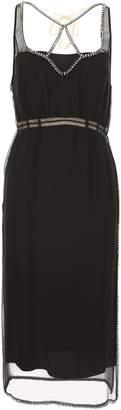 N°21 N.21 Silk Dress