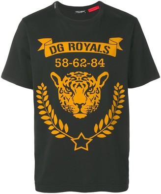 Dolce & Gabbana Royals print T-shirt