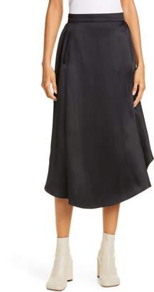 MM6 MAISON MARGIELA Silky Circle Skirt
