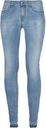S.O.S By Orza Studio Denim pants - Item 42756915BH