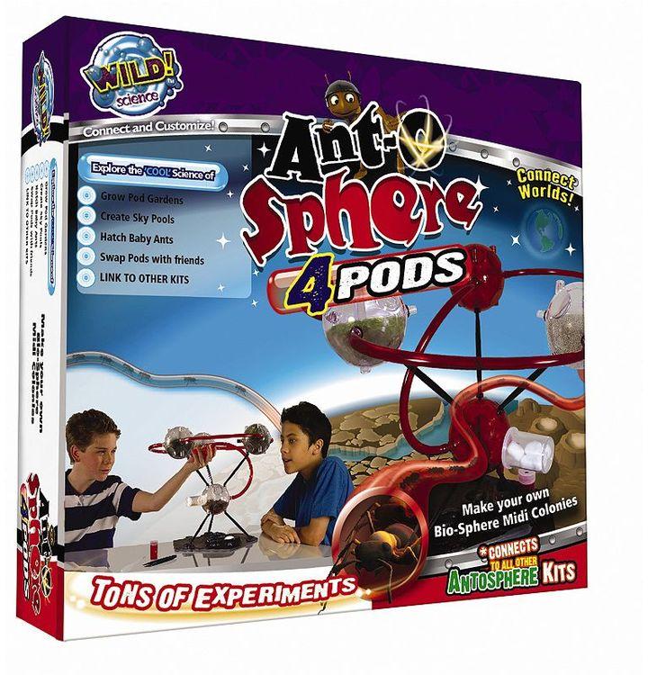 Wild science ant-o-sphere 4-pods kit