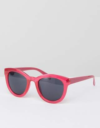 AJ Morgan Oversized Neon Sunglasses $19 thestylecure.com