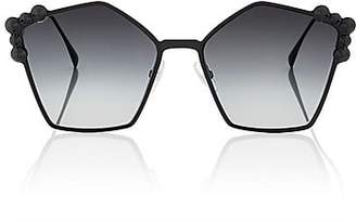 Fendi Women's FF 0261 Sunglasses - Black