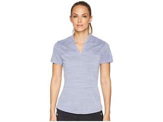 Nike Zonal Cooling Polo Short Sleeve Sub Jacquard