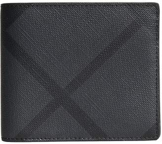Burberry Check ID Wallet
