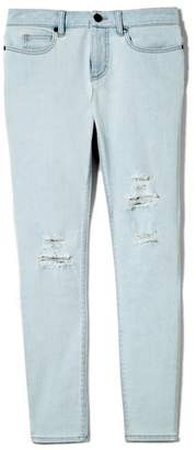 Vince Camuto Bleached Skinny Jeans