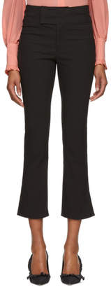 Isabel Marant Black Ludlow Trousers