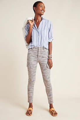Joe's Jeans Charlie High-Rise Skinny Jeans