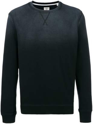Kent & Curwen colour-fade sweater