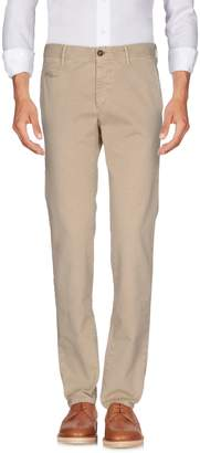 Incotex Red Casual pants - Item 36976130DO