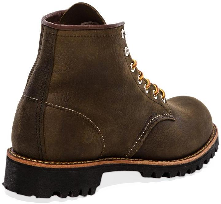 """Red Wing Shoes 6"""" Round Lug"""