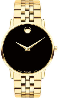 Movado Men's Museum Classic Bracelet Watch