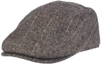 Dockers Men's Herringbone Wool-Blend Ivy Cap