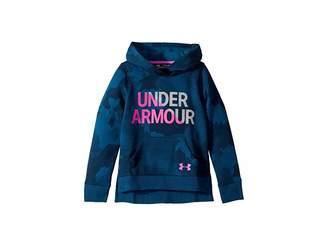 Under Armour Kids Rival Hoodie (Big Kids)
