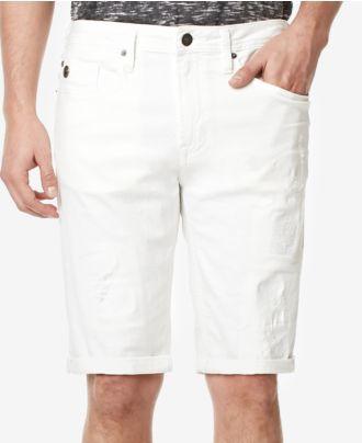 Buffalo David Bitton Men's Parker-X Stretch Shorts