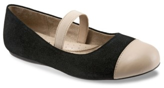 SoftWalk Napa Ballet Flat