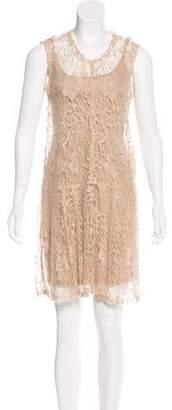 Raquel Allegra Lace Mini Dress