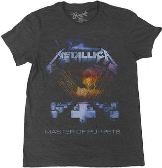 Novelty T-Shirts Metallica Master of Puppets Graphic Tee