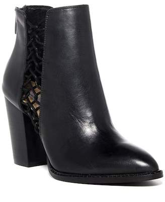 Kristin Cavallari by Chinese Laundry Nashville Lace-Up Cutout Bootie