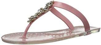 Badgley Mischka Jewel Women's Gracia Flat Sandal