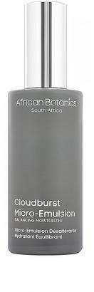 African Botanics Cloudburst Micro-Emulsion Balancing Moisturizer