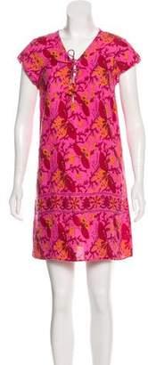 Calypso Linen Mini Dress