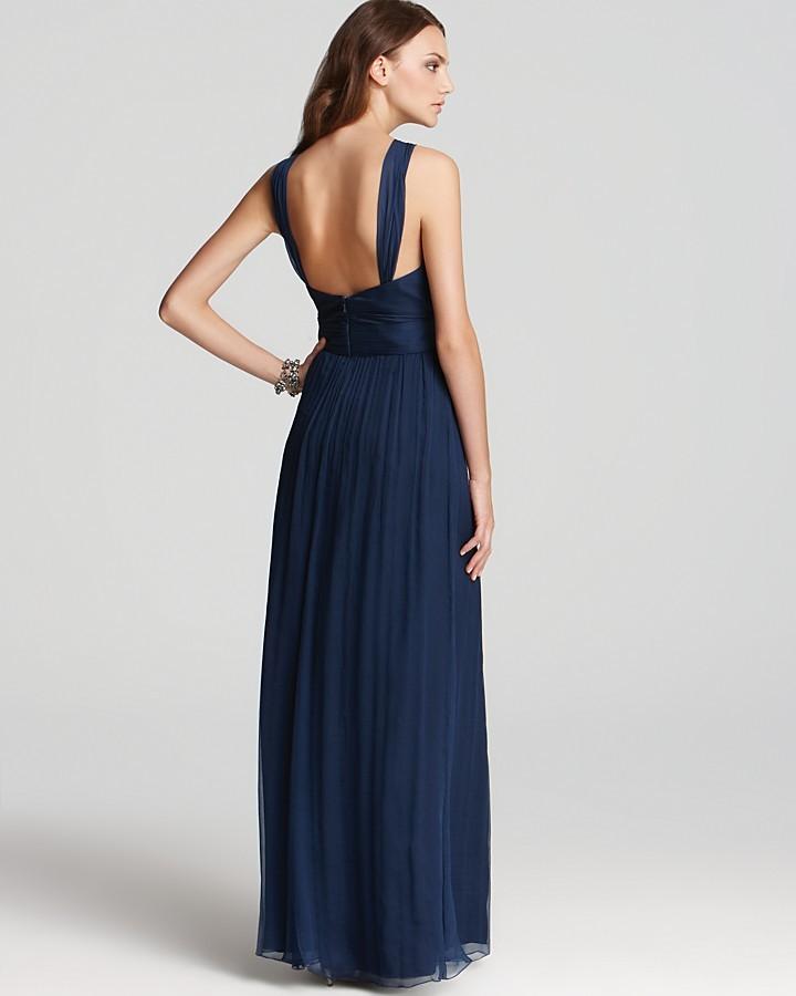 Amsale Dress - High Neck