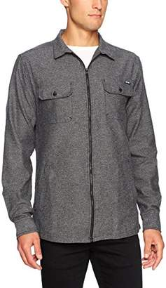 Zoo York Men's Long Sleeve Shirt Jacket