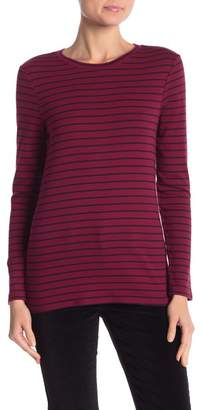 Joe Fresh Striped Long Sleeve Tee