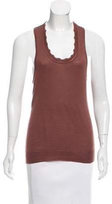 Stella McCartney Sleeveless Cashmere Sweater