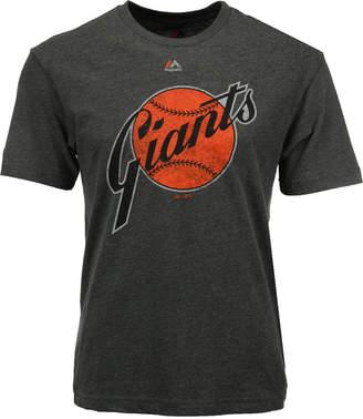 Majestic Men's San Francisco Giants Leadoff Cooperstown T-Shirt