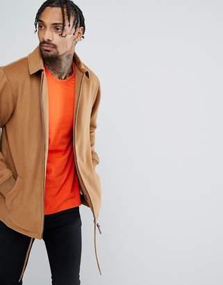 New Era Premium Wool Coach Jacket