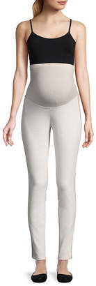 PLANET MOTHERHOOD Planet Motherhood Ponte Pant - Maternity